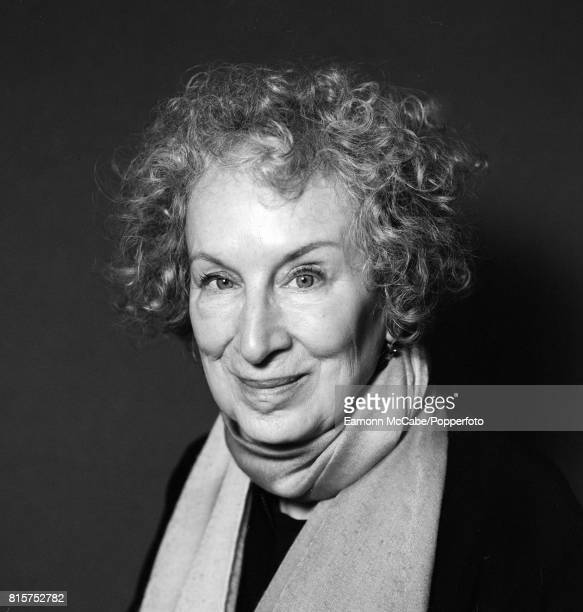 Canadian novelist Margaret Atwood circa 2010