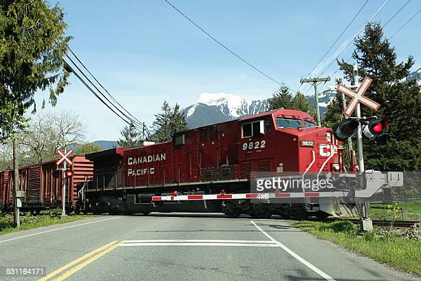 Canadian Pacific freight train