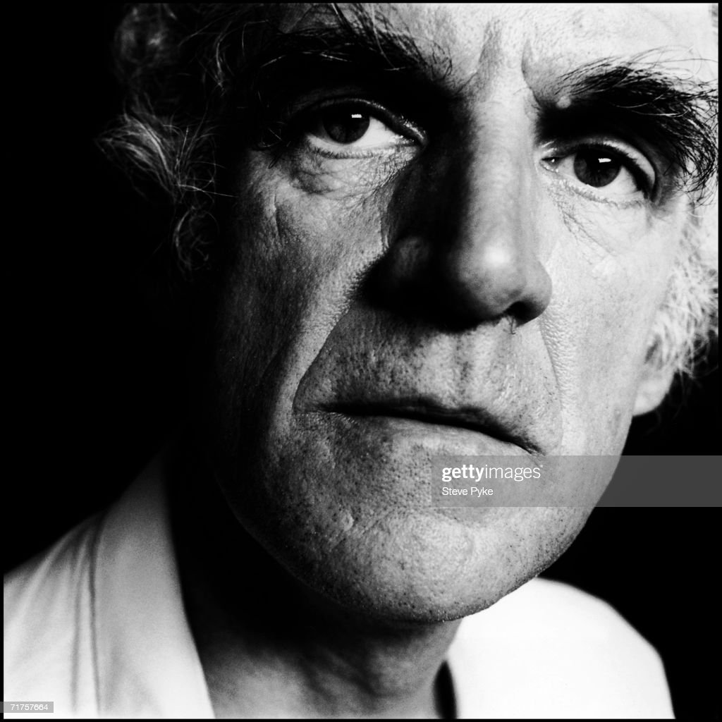 Canadian philosopher Charles Taylor, 8th June 1992.