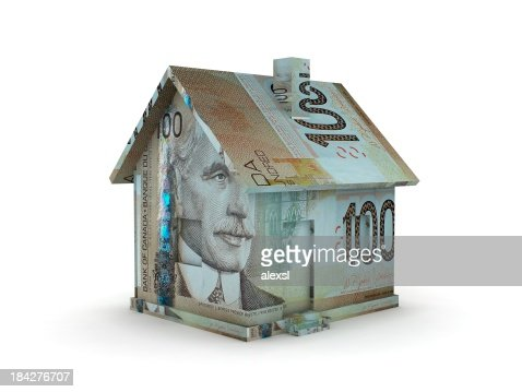 Canadian Real Estate : Stock Photo