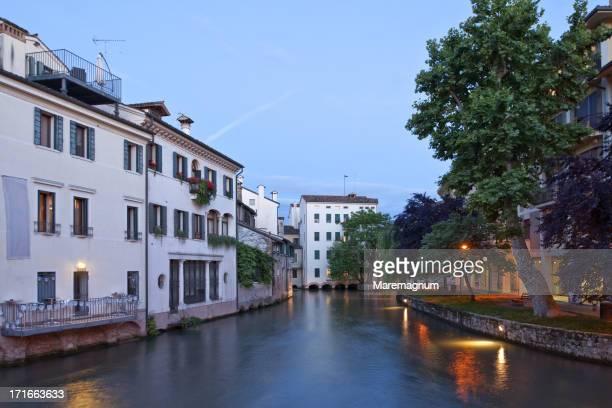 Canal at Ponte (bridge) San Francesco