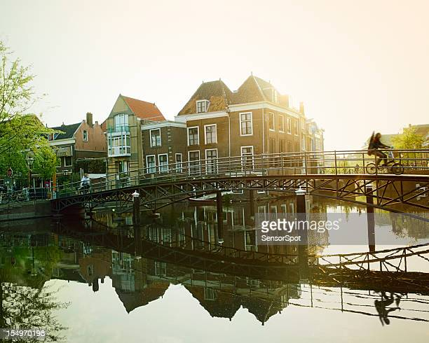 Canal in Netherlands
