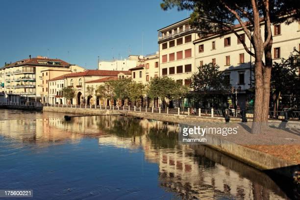 Canal a Treviso, Italia