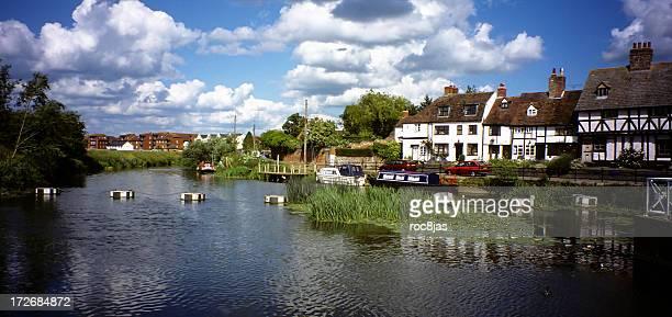 Canal en Avon