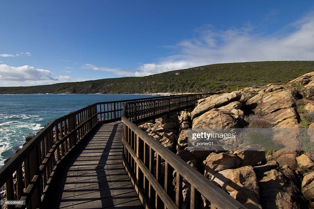 Canal Rocks, Yallingup, Western Australia : Stock Photo