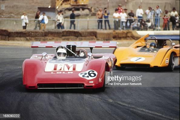 Mazda Raceway Laguna Seca >> 1970 Can-Am Races - Riverside - Laguna Seca... Pictures ...