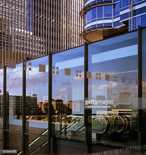 Canary Wharf, à Londres
