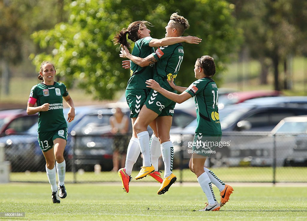 W-League Rd 12 - Canberra v Perth