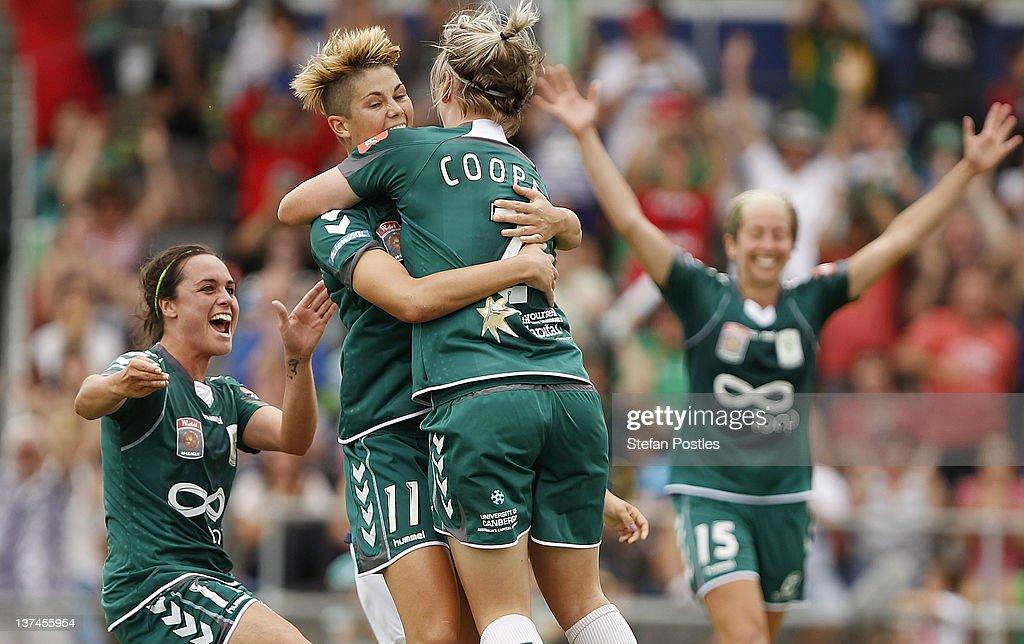W-League Semi-Final - Canberra v Melbourne