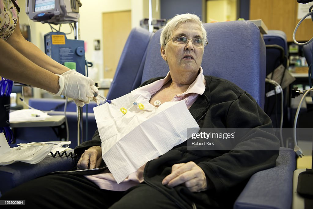 Cancer Patient and Chemotherapy