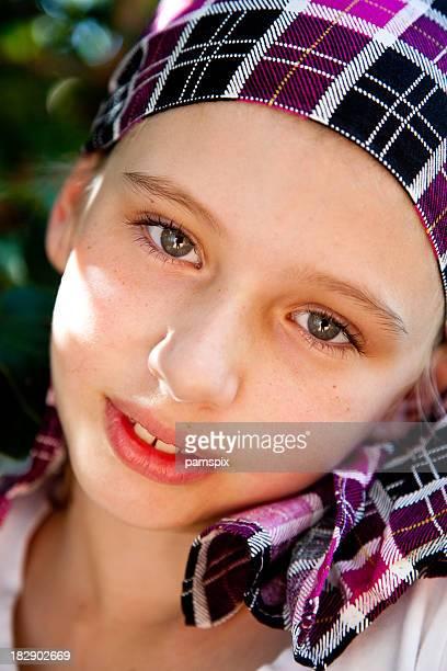 Cancer Survivor Beautiful Girl
