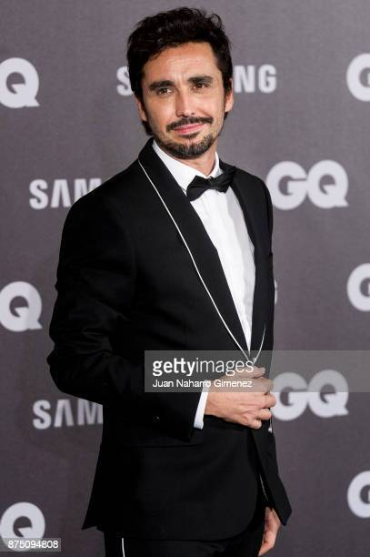 Canco Rodriguez attends 'GQ Men Of The Year' awards 2017 at The Westin Palace Hotel on November 16 2017 in Madrid Spain