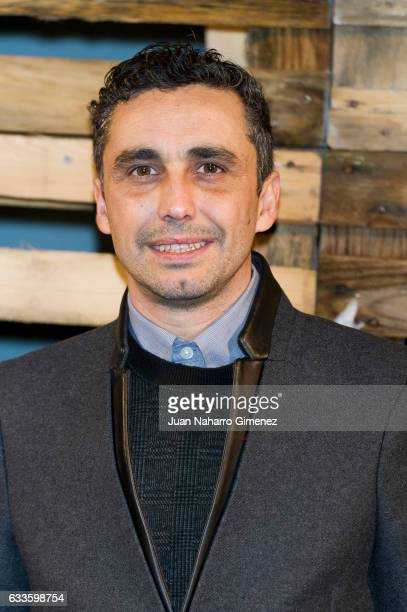 Canco Rodriguez attends the 'Naked' presentation at Naked on February 2 2017 in Madrid Spain