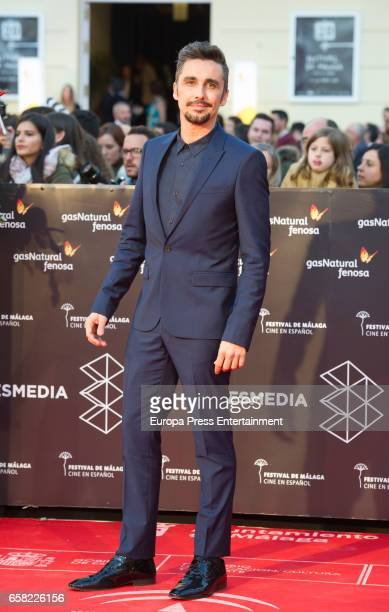 Canco Rodriguez during the 20th Malaga Film Festival at the Cervantes Teather on March 25 2017 in Malaga Spain