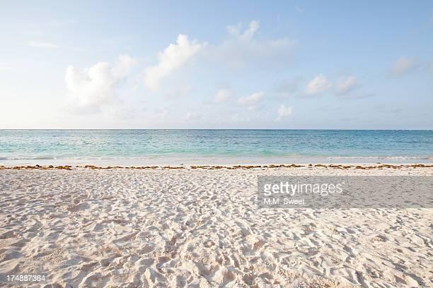 cancun beach serene
