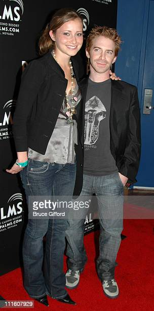 Candace Bailey and Seth Green during 1st Annual Fantasy Suite Block Party at Palms Casino Resort Fantasy Tower in Las Vegas NV United States