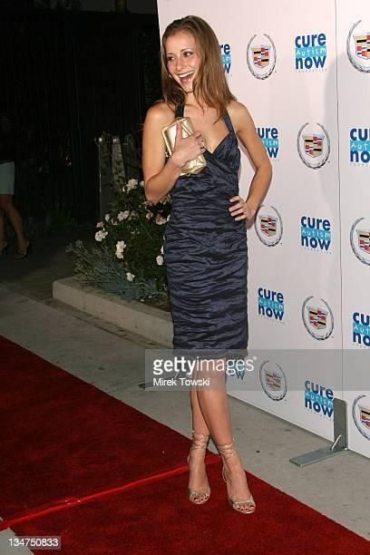 Candace Bailey during Cure Autism Now's Acts of Love Dreams at Geffen Playhouse in Los Angeles CA United States