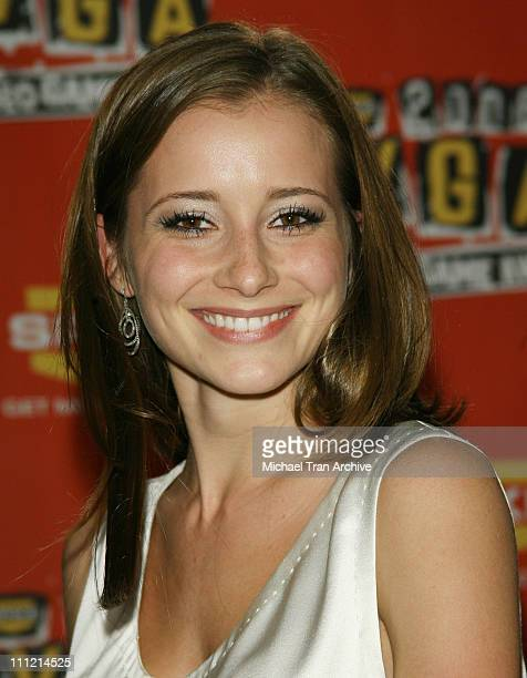 Candace Bailey during Spike TV's 2006 Video Game Awards Press Room at Galen Center in Los Angeles CA United States