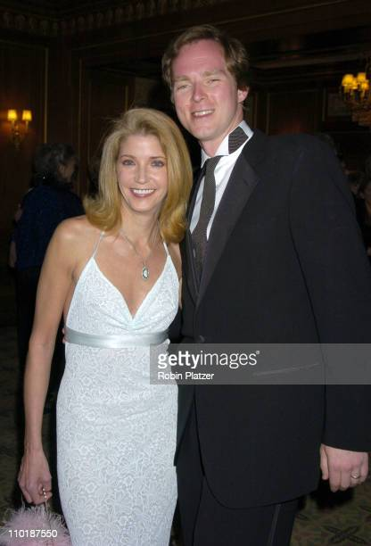 Candace Bushnell and husband Charles Askegaard during The 2004 Pen Literary Gala and the Presentation of Free Expression Awards at The Pierre Hotel...