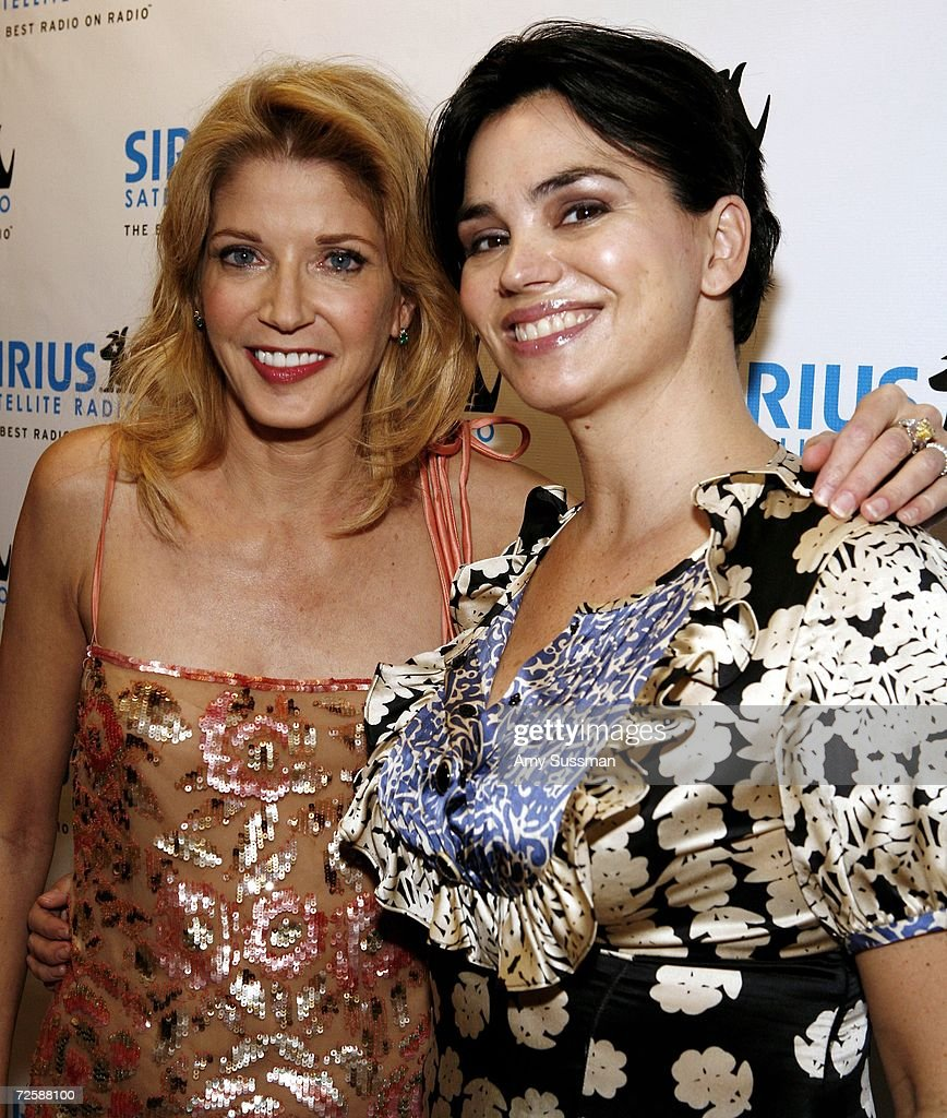 Candace Bushnell Candace Bushnell Celebrates Her New Weekly Show On Sirius