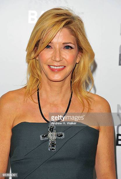 Candace Bushnell attends the New York City Ballet 20092010 season opening night celebration at the David H Koch Theater Lincoln Center on November 24...