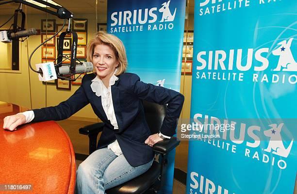 Candace Bushnell New Host on Sirius Satellite Radio