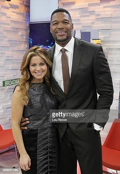 AMERICA Candace Cameron Bure is a guest on 'Good Morning America' 11/25/14 airing on the ABC Television Network