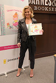 Candace Cameron Bure Signs Copies Of Her New Book...