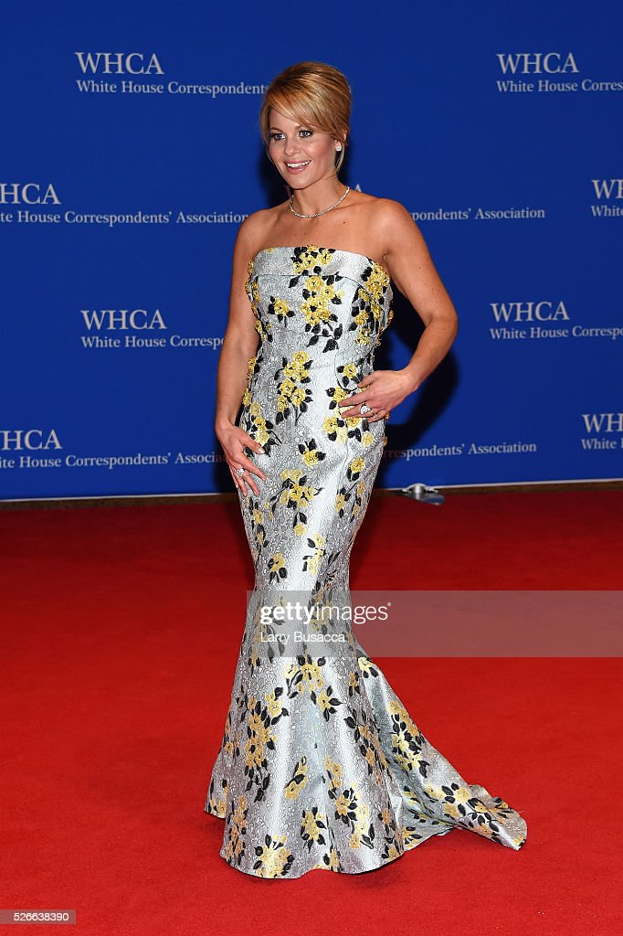 Candace Cameron-Bure attends the 102nd White House Correspondents' Association Dinner on April 30, 2016 in Washington, DC.