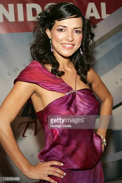 Candela Ferro during 2004 Premios Inte Awards at Coconut Grove Convention Center in Coral Gables Florida United States