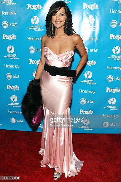Candela Ferro during 2nd Annual Leaders of Spanish Language Television Awards Red Carpet at TimeLife Building at 1271 Avenue of the Americas in New...