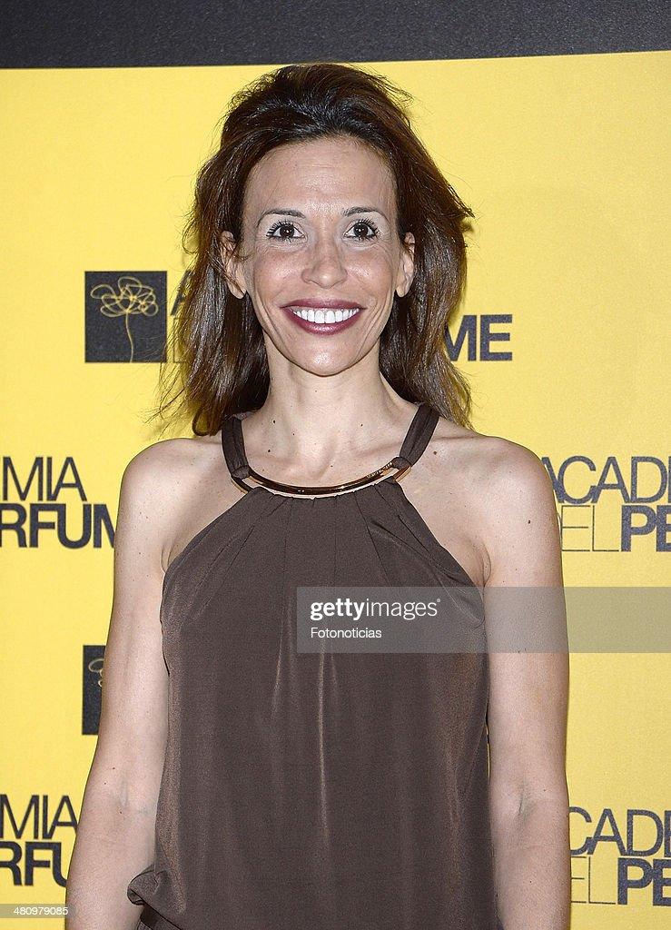 Candela Sastre attends the 2014 Perfume Academy awards at Casa de America on March 27, 2014 in Madrid, Spain.
