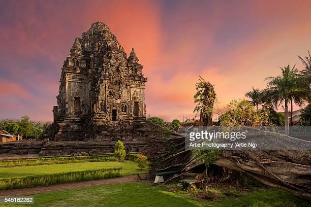 Candi Kalasan (Candi Kalibening), East of Yogyakarta, Java, Indonesia