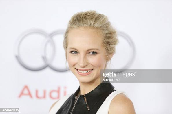 Candice Accola arrives at the 15th Annual Trevor Project Benefit held at Hollywood Palladium on December 8 2013 in Hollywood California