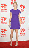 Candice Accola arrives at the iHeartRadio Music Festival press room Day 2 held on September 21 2013 in Las Vegas Nevada