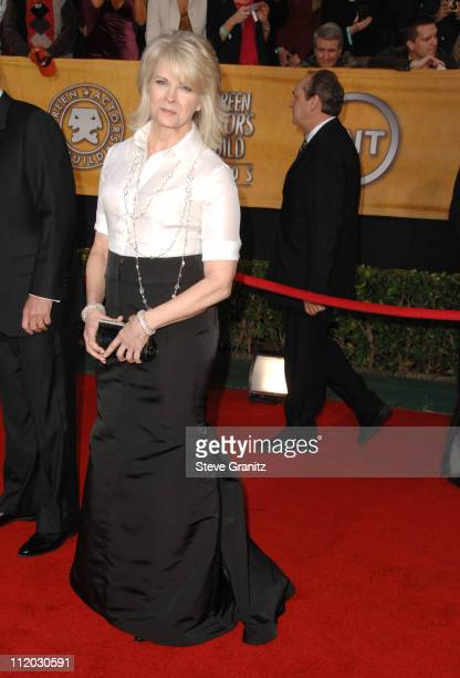 Candice Bergen 10618_sg1619JPG during TNT Broadcasts 12th Annual Screen Actors Guild Awards Arrivals at Shrine Expo Hall in Los Angeles California...