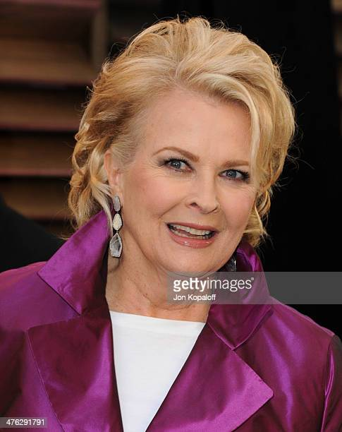 Candice Bergen attends the 2014 Vanity Fair Oscar Party hosted by Graydon Carter on March 2 2014 in West Hollywood California