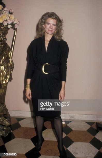 Candice Bergen during 'Au Revoir Les Enfants' Premiere at Cinema I in New York City New York United States