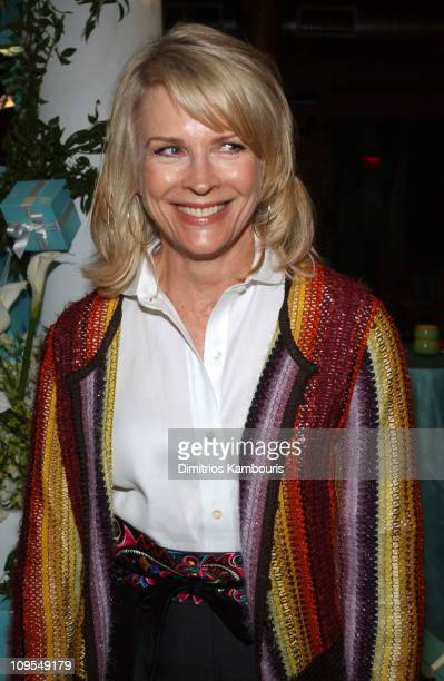 Candice Bergen during 'Sweet Home Alabama' Premiere AfterParty at The Altman Building in New York City New York United States