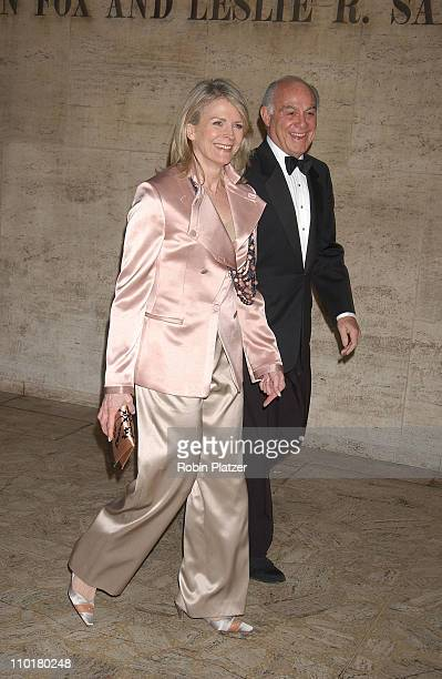 Candice Bergen husband Marshall Rose during Lincoln Center Spring Gala honoring Former Chairman Beverly Sills at Lincoln Center in New York United...
