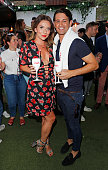GBR: Pimm's Summer Garden Party At Flat Iron Square