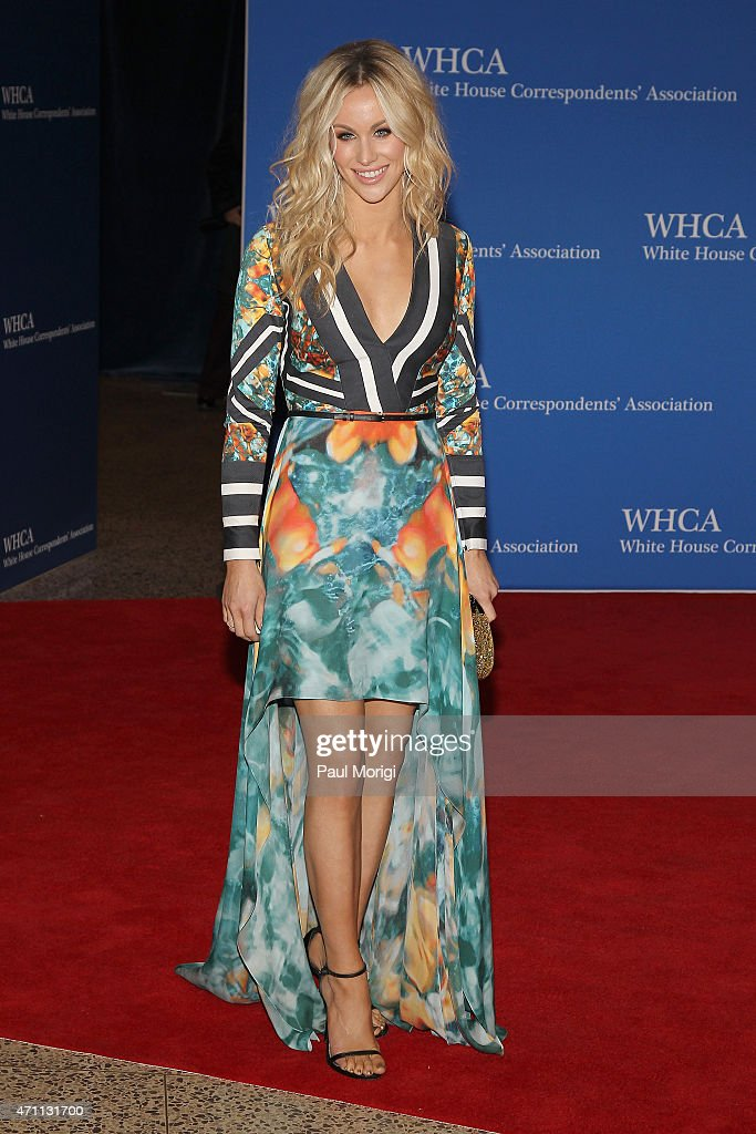 <a gi-track='captionPersonalityLinkClicked' href=/galleries/search?phrase=Candice+Crawford&family=editorial&specificpeople=5127745 ng-click='$event.stopPropagation()'>Candice Crawford</a> attends the 101st Annual White House Correspondents' Association Dinner at the Washington Hilton on April 25, 2015 in Washington, DC.
