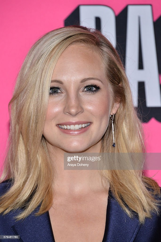 Candice King attends Entertainment Weekly's ComicCon Bash held at Float at Hard Rock Hotel San Diego on July 23 2016 in San Diego California