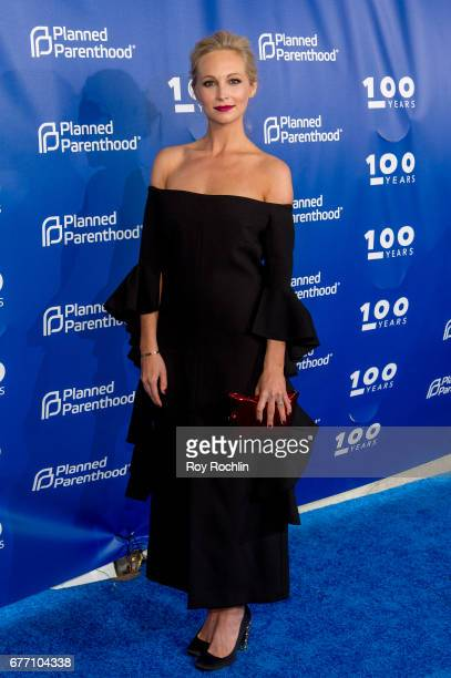 Candice King attends the Planned Parenthood 100th Anniversary Gala at Pier 36 on May 2 2017 in New York City