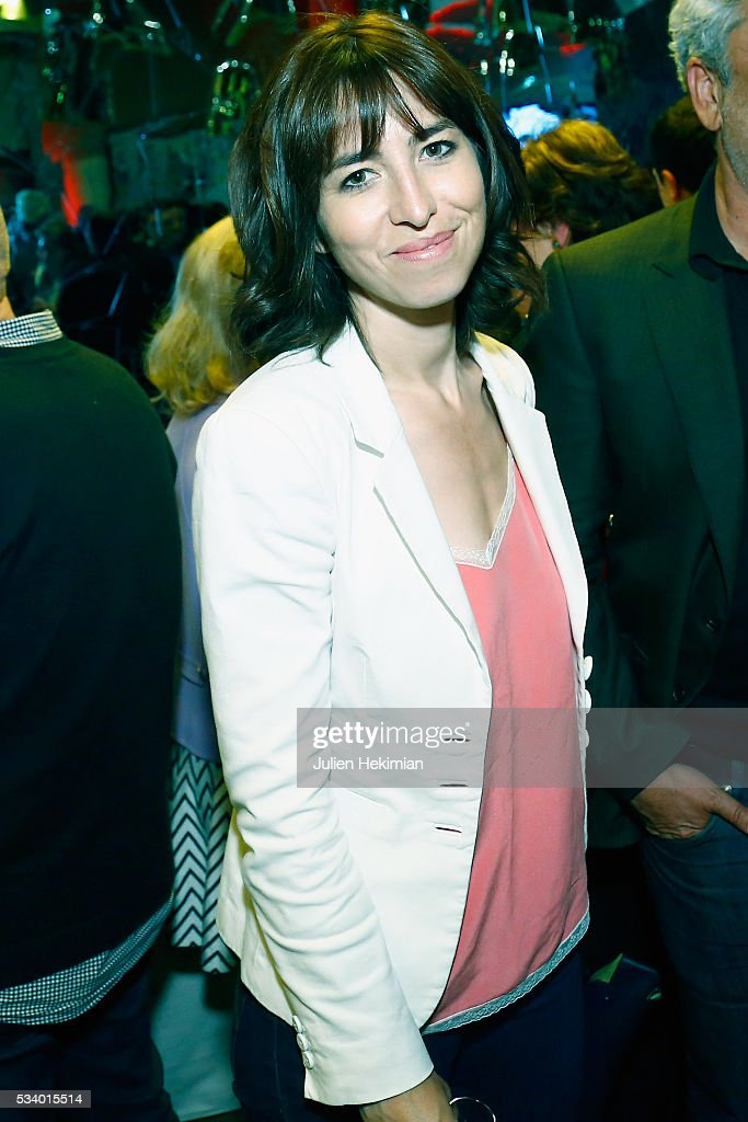 Candice Mahout attends the Atlantico 5th Anniversary at Cafe Campana at Musee d'Orsay on May 24, 2016 in Paris, France.