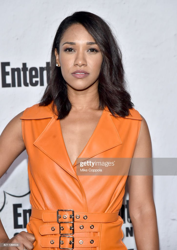 Candice Patton at Entertainment Weekly's annual Comic-Con party in celebration of Comic-Con 2017 at Float at Hard Rock Hotel San Diego on July 22, 2017 in San Diego, California.