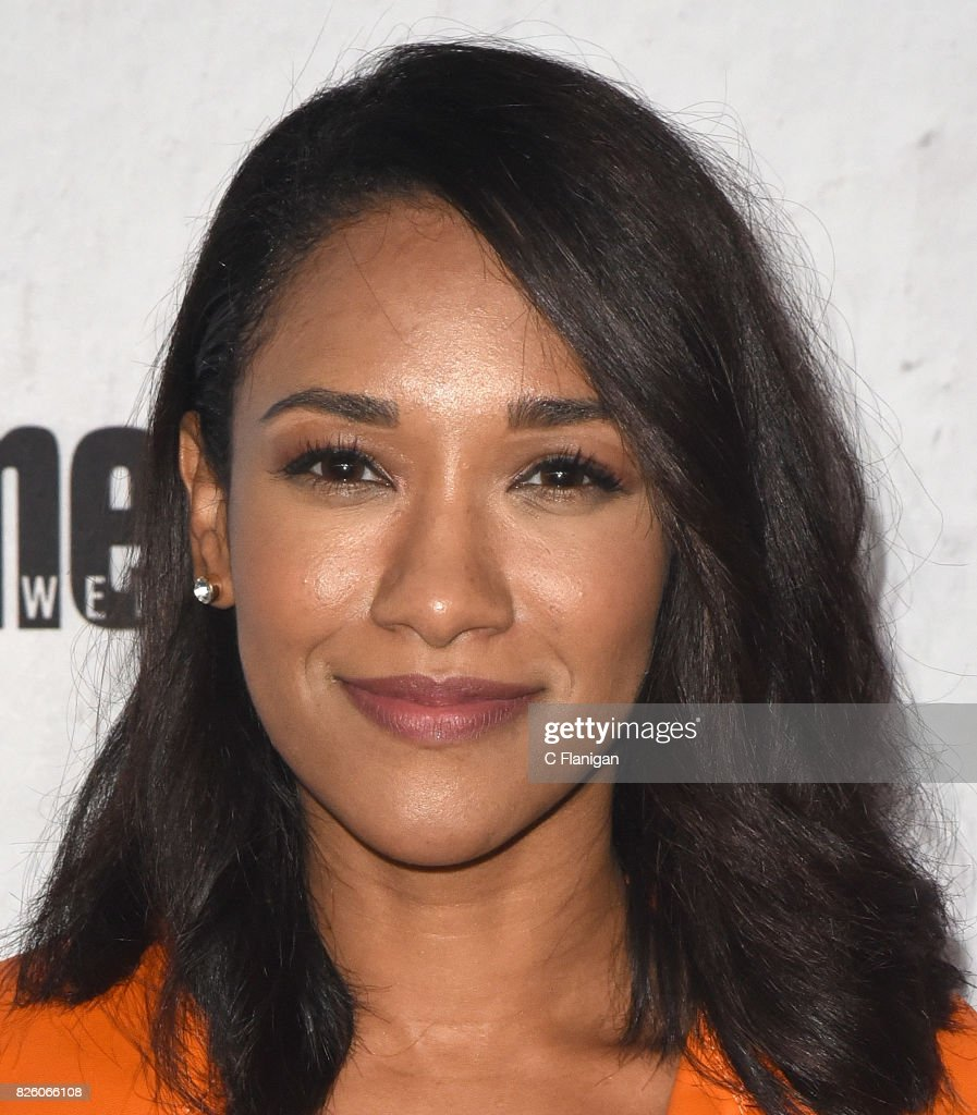 Candice Patton attends Entertainment Weekly's annual Comic-Con party in celebration of Comic-Con 2017 at Float at Hard Rock Hotel San Diego on July 22, 2017 in San Diego, California.