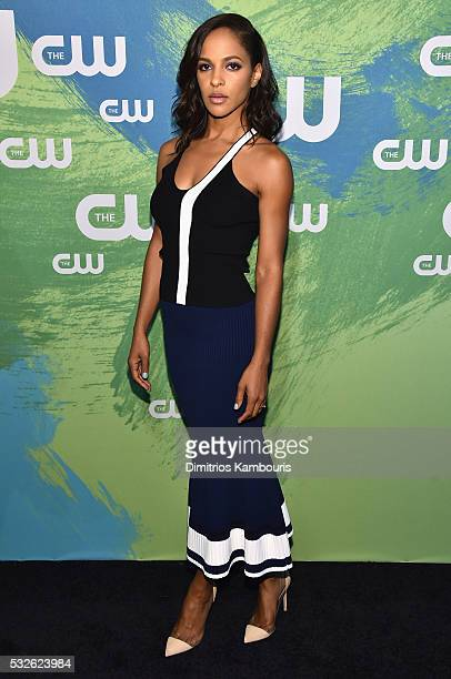 Candice Patton attends the CW Network's 2016 New York Upfront Presentation at The London Hotel on May 19 2016 in New York City