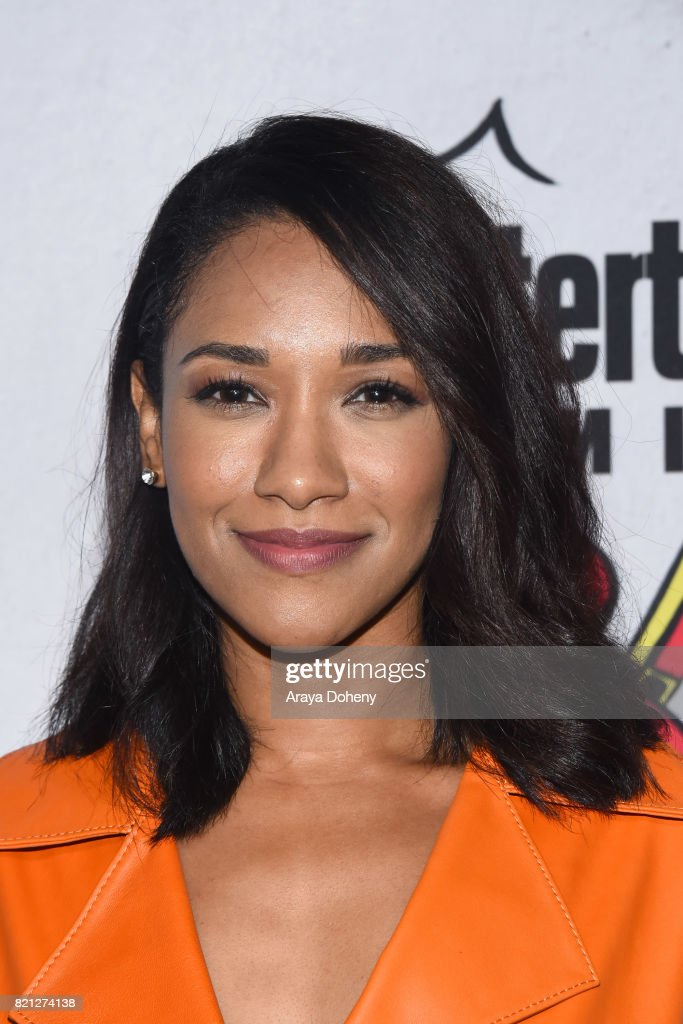 Candice Patton attends the Entertainment Weekly's Annual Comic-Con Party 2017 at Float at Hard Rock Hotel San Diego on July 22, 2017 in San Diego, California.