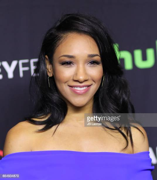 Candice Patton attends the Paley Center For Media's 34th Annual PaleyFest Los Angeles The CW on March 18 2017 in Hollywood California